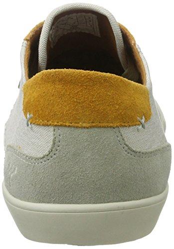Boxfresh Stern Sh Nyl/Sde Lt Gry/Tan, Sneaker Uomo grigio (grigio)