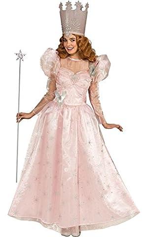 Rubie's Glinda officielle le magicien d'oz Costume adulte taille (Mago Di Oz Strega Buona)