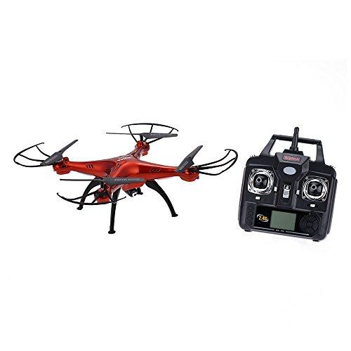Syma-X5SC-Nuova-Versione-Syma-X5SC-1-Falcon-Drone-videocamera-HD-Vibrazione-di-4-Canali-24G-Telecomando-Quadcopter-6-Asse-3D-Fly-UFO-360-Gradi-Eversione