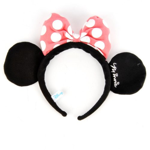 Minni Maus Plüsch Haarreif Haarband Kostüm - Disney Aristocats Kostüm