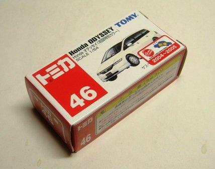 tomica-box-di-colore-no46-honda-odyssey-limited-giappone-import