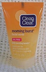 1X Clean & Clear Morning Burst Facial Scrub1. 0 Fl Oz / (28 g)