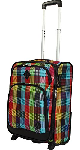 Franky Travel 2-Rad Boardtrolley 54cm T1 check and stripes