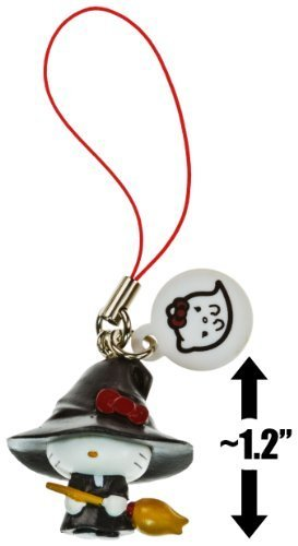 Image of Hello Kitty Witch ~1.2 Monster Collection Mini-Figure Dangler Series by Hello Kitt