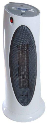 EWT Ceramic C220LCD Keramikheizer / 2000 Watt / Thermostat / beleuchtetes LC-Display / Grob-Luftfilter thumbnail