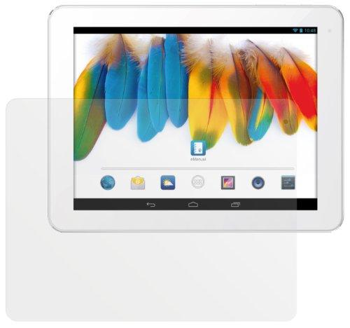 dipos I 2x Schutzfolie matt kompatibel mit Odys Iron Folie Bildschirmschutzfolie