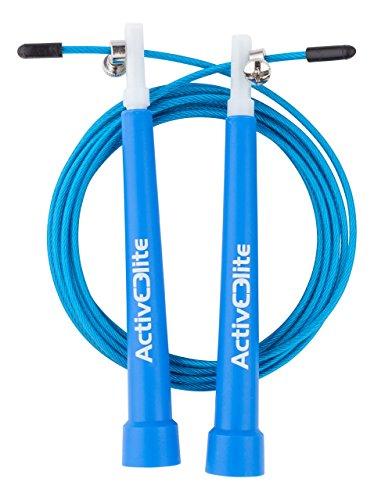 ActiveElite - Profi Springseil für Sport & Fitness  Transporttasche