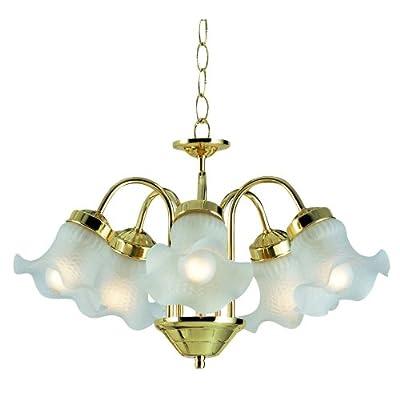 Deckenleuchte Hängeleuchte Deckenlampe Hängelampe Messing Globo Bird 6010-5 von Globo bei Lampenhans.de