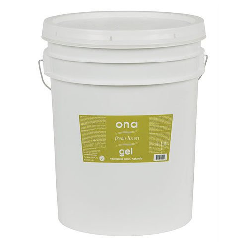 Anti / Elimine / Neutraliseur d'odeur - ONA Gel Fresh Linen Antiolor (20Kg)