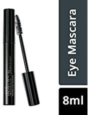 Lakme Absolute Flutter Secrets Dramatic Eyes Mascara, Black, 8 ml