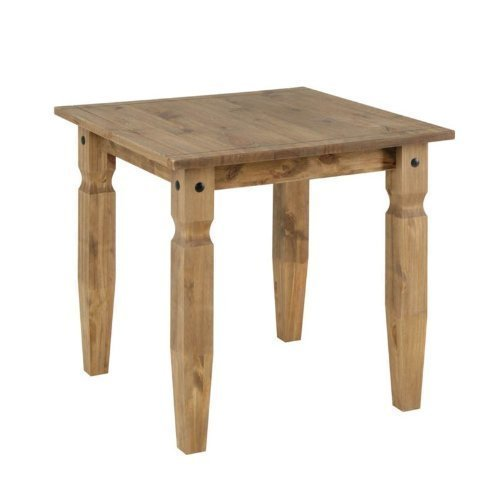 core-products-cr799-classic-corona-small-square-dining-table-rustic-pine