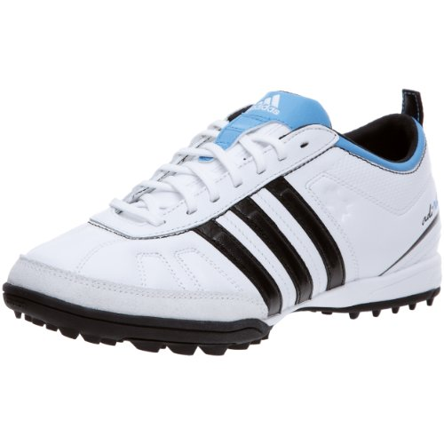 adidas adiNOVA IV TRX TF, Schuhe Fußball Herren Weiß - Blanc/Noir/Bleu