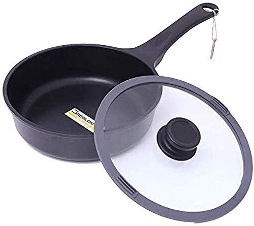 Olla Ollas Cocina Sartenes Aluminio Forjado Wok Antiadherente