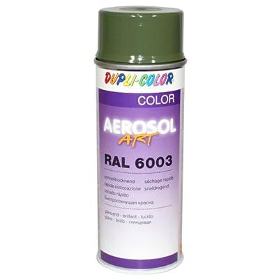 Dupli-Color 787843 Aerosol Art Ral 6003 glänzend 400 ml von DUPLI-COLOR auf TapetenShop