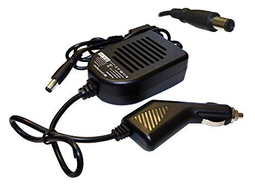 Power4Laptops Dell AA22850, Dell Adamo Onyx Pearl, Dell ADP-65JB, Dell CM164, Dell DA65NS0-00 kompatibles Netzteil/Ladegerät (Gleichstrom) fürs Auto