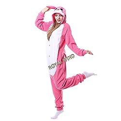Rabbit Onesie Pajamas Kigurumi Cosplay Costumes Animal Outfit