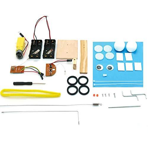 Fernbedienung Reptil Crawler Roboter DIY Montage Modell Wissenschaft Experiment Erfindung Kreative Pädagogisches Spielzeug für Kinder