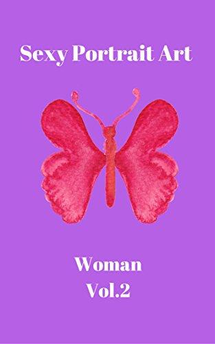 sexy-portrait-art-woman-photo-book-vol2-english-edition
