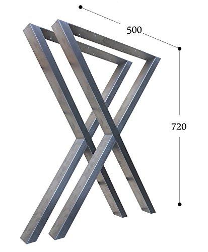CHYRKA X- Estructura tableros Mesa Diseño pie Mesa