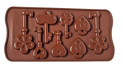 alinenform Schlüssel, 8er-Form ()