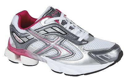 Womens Shock Absorbing Running Trainer Shoes Trainers Size UK 6