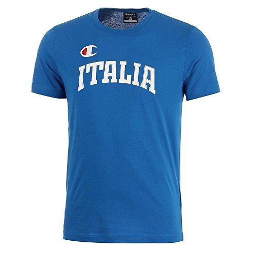 Tshirt Blu 2016 Italia Champion XL Blu