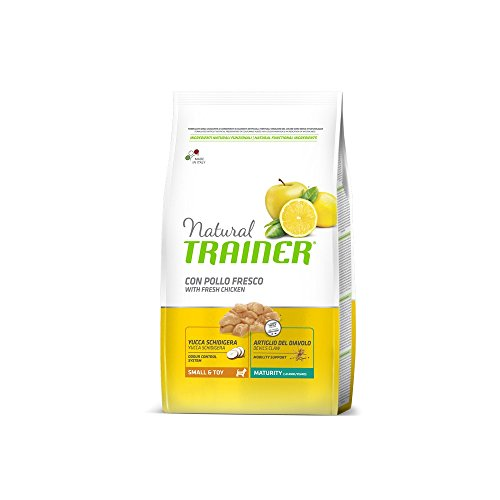 Natural Trainer Trainer Natural Small Maturity kg. 2 Cibo Secco per Cani, Multicolore, Unica