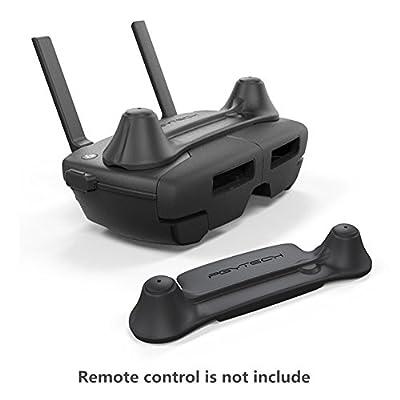 Hensych® Black Thumb Protective Clip Rocker Screen Protector for DJI Mavic Pro Remote Control - 2017 New