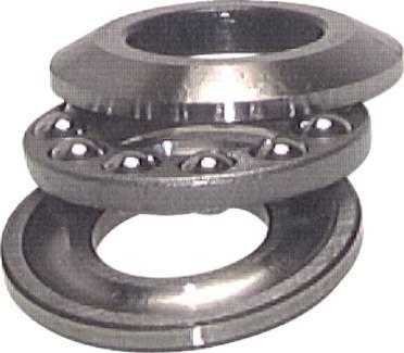 Preisvergleich Produktbild Axial Rillenkugellager,  DIN 711,  65x115x39, 4mm,  kugelige Auflage Ausführung:kugelige Auflage* d2:67