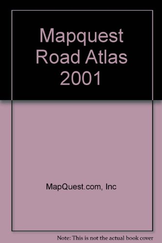 mapquest-road-atlas-2001-hardcover-by-mapquestcom-inc