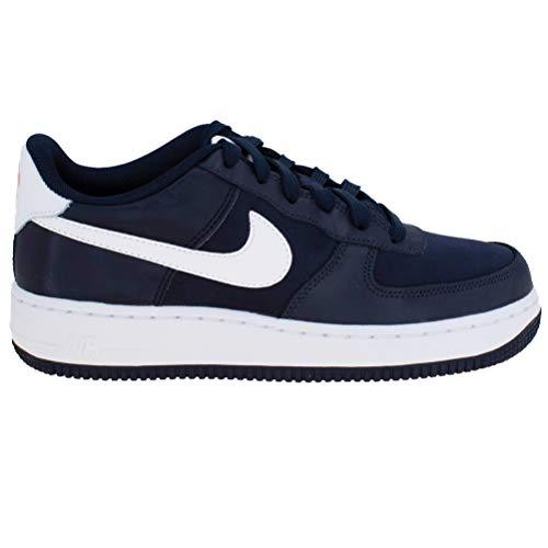 new styles b454d 77461 Nike Air Force 1 VDAY Older Kids  Shoe - Blue   BQ6980-400   FOOTY.COM