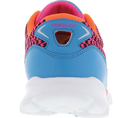 Gorun Sonic 2 Chaussures de course Skechers Womens Blue / Hot Pink