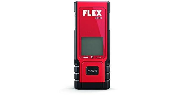 Laser Entfernungsmesser Usb : Flex adm 30 laser entfernungsmesser m mit usb lade länge und