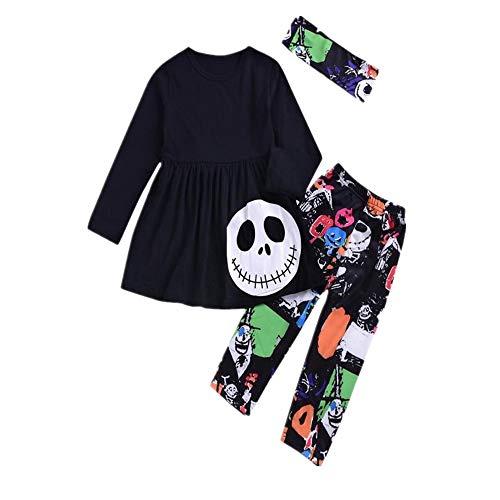 Billig Kostüm Kleinkind Säuglings - Brief Strampler Hose Kleinkind Säugling Baby Mädchen Jungen Halloween Kostüm Outfits Set
