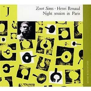 Night Session In Paris