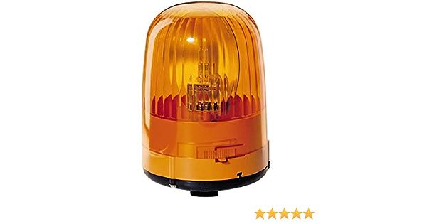 Hella 9el 860 627 011 Lichtscheibe Rundumkennleuchte Lichtscheibenfarbe Gelb Auto