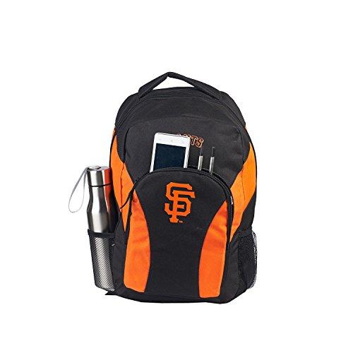 MLB draftday Rucksack Orange