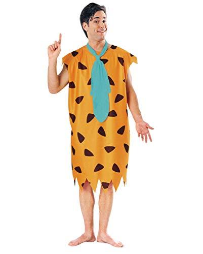 Horror-Shop Fred Feuerstein Kostüm für Fasching & Karneval - Dino Aus Familie Feuerstein Kostüm