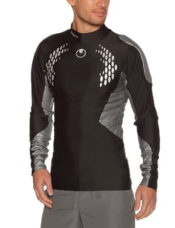 Uhlsport Protection Underwear Maillot football homme Noir/Argent XL