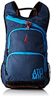Atomic, All Mountain Backpack (23L), 1.08 x .4 x 1.5 ft., Grey/Electric Blue, AMT LEISURE & SCHOOL, AL5023510