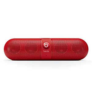Beats Pill Portable Speaker (Red) - NEW
