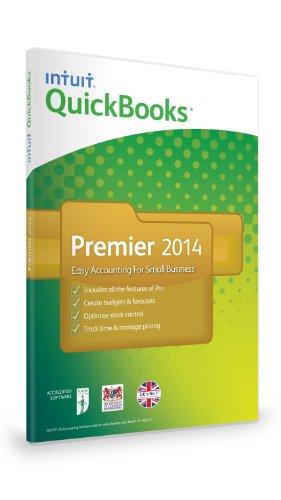 QuickBooks Premier 2014 - 1 User (PC)
