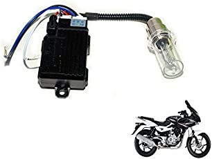 Auto Hub Bike Hid Led Headlight Bulb For Bajaj Pulsar 220 Dts-I