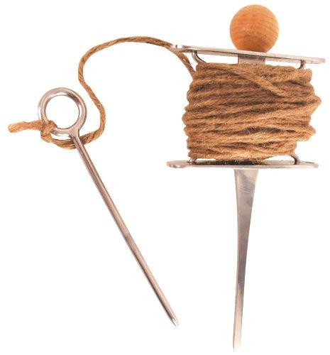 Esschert design Stecker mit Pflanzleine 12 x 5,2 x 27 cm, GT21