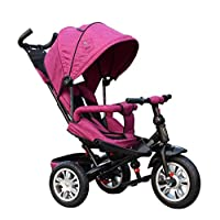 GFF Baby Stroller 3-in-1 Baby Tricycle Bike Quick Fold Kids