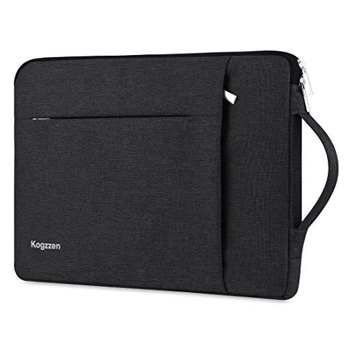 Kogzzen Sleeve Case Tasche mit Griff 11.6 Black US 4 11.6 Black Jack-snap