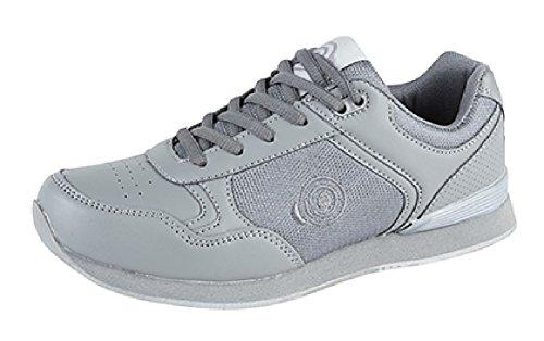 tops Sneaker Damen Low Grau Dek q8twxU