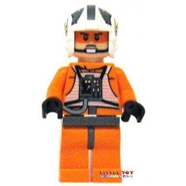 Lego Star Wars Mini Figure - Zev Senesca (Rebel Snowspeeder