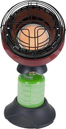 Mr. Heater Little Buddy Gasheizung inkl. Adapter für Gaskartuschen mit 7/16-Gewinde; - 5