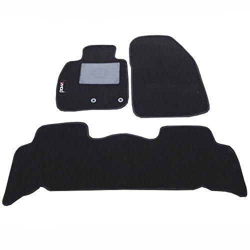 Lupex Shop tpmismon5p3 _ X-Mod Tapis de sol en moquette avec logo pour scénic X-Mod SUV MPV